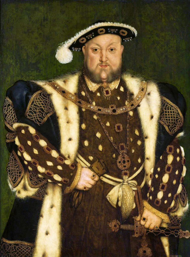 Holbein Henry VIII of England