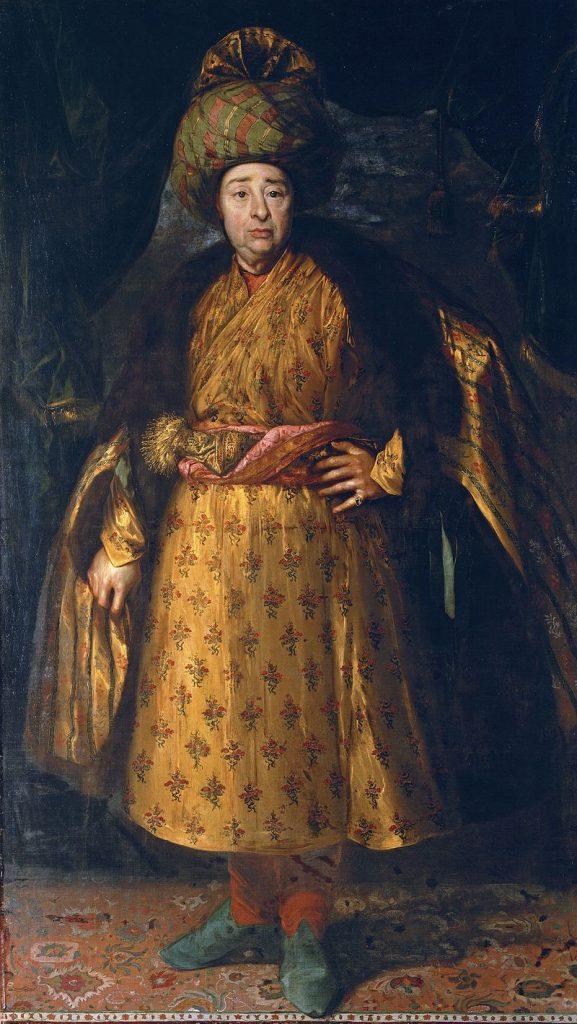 Jean-Baptiste Tavernier Nicolas de Largilliere 1679