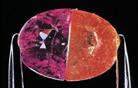 beryllium diffusion ruby