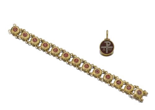 castellani love bracelet