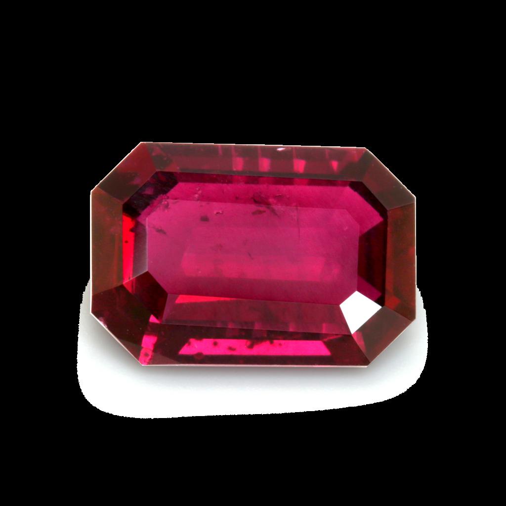 inclusions ruby gemstone