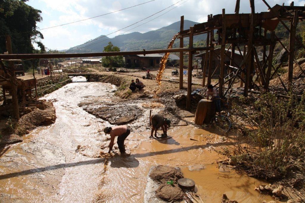 mogok mines myanmar burma