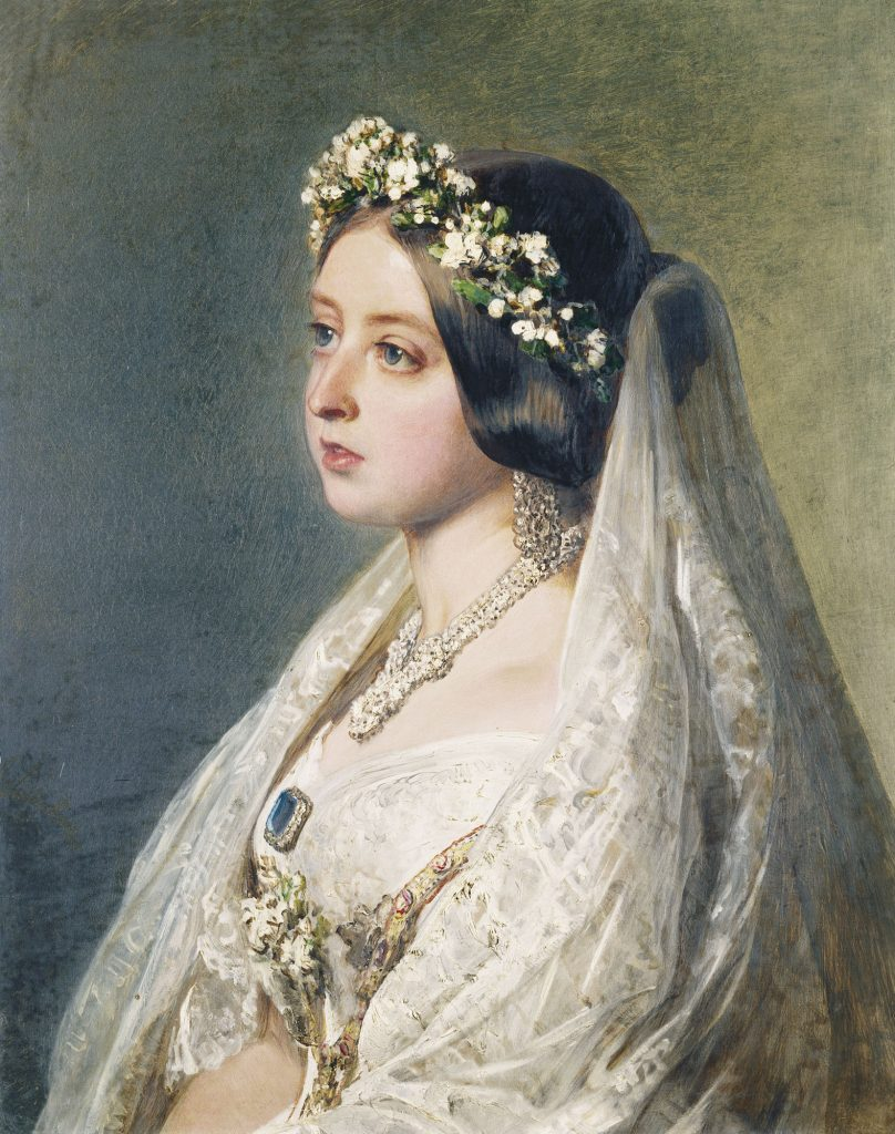 queen victoria portrait 1847